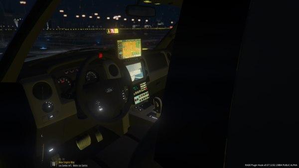 3D citygis politie model