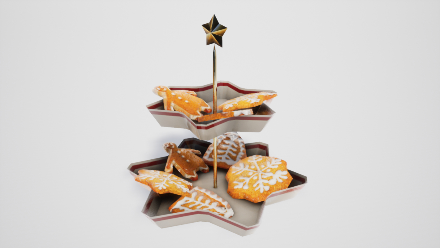 cookies food model