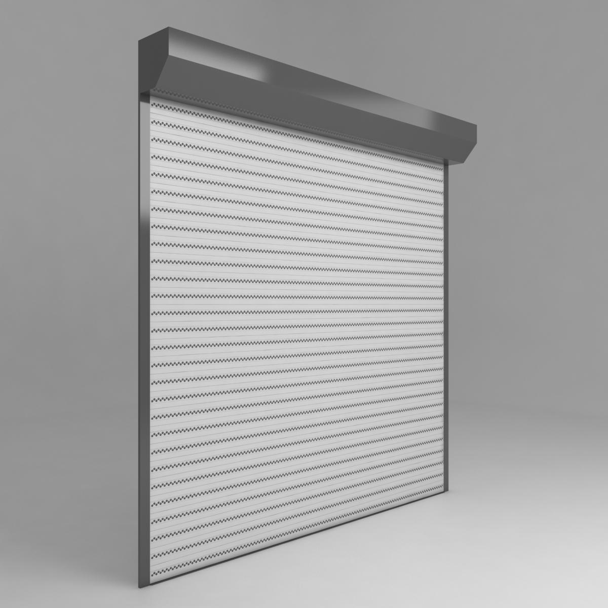 Garage Door Electric Roller Shutter Blinds