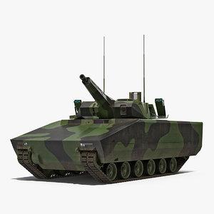 nextgen ifv lynx kf41 model