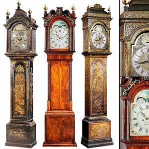 classic floor clock david model