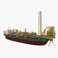 FPSO Floating Production Storage and Offloading Vessel