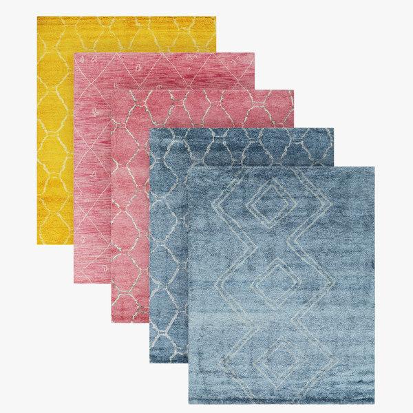 3D model carpet pattern