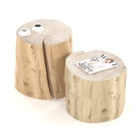 3D stump table