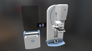 general electric healthcare mammography model