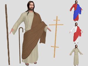 jesus christ model