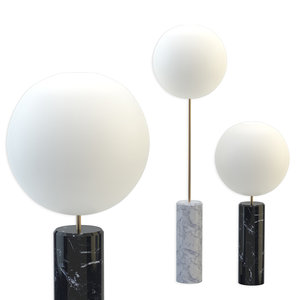3D bolle frosted lamps