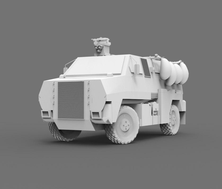 3D bushmaster