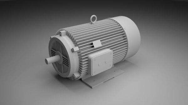 3D motor model
