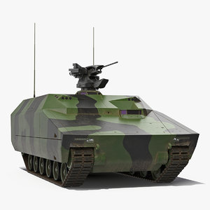 kf41 lynx command variant 3D model