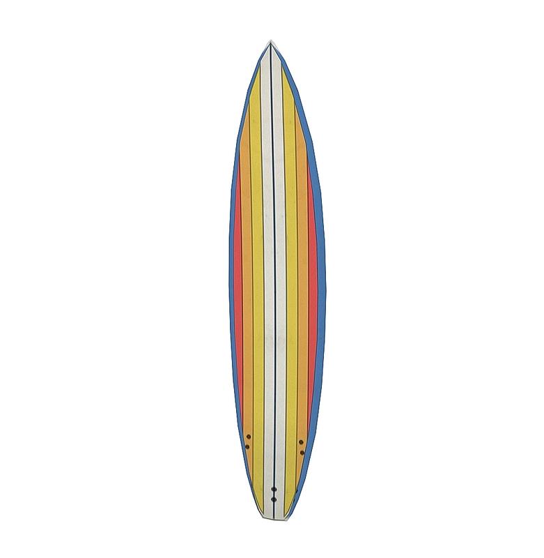 3D surfboard 04 model
