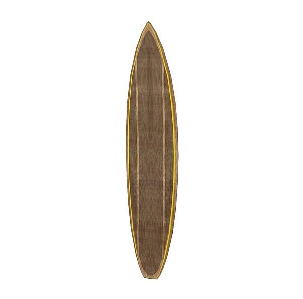 surfboard 03 3D model