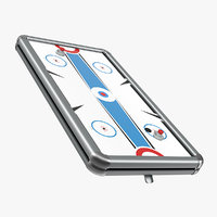air hockey tabletop table 3D model
