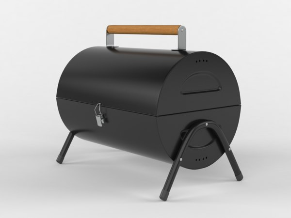 cooking stove 3D model
