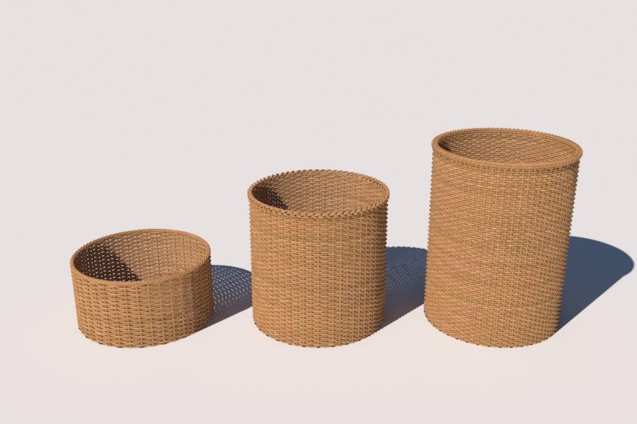 basket b 3D