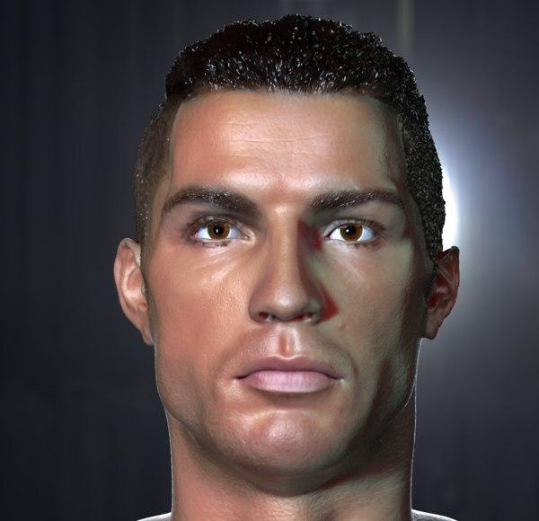cristiano ronaldo model