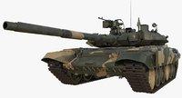 Tank T-90A