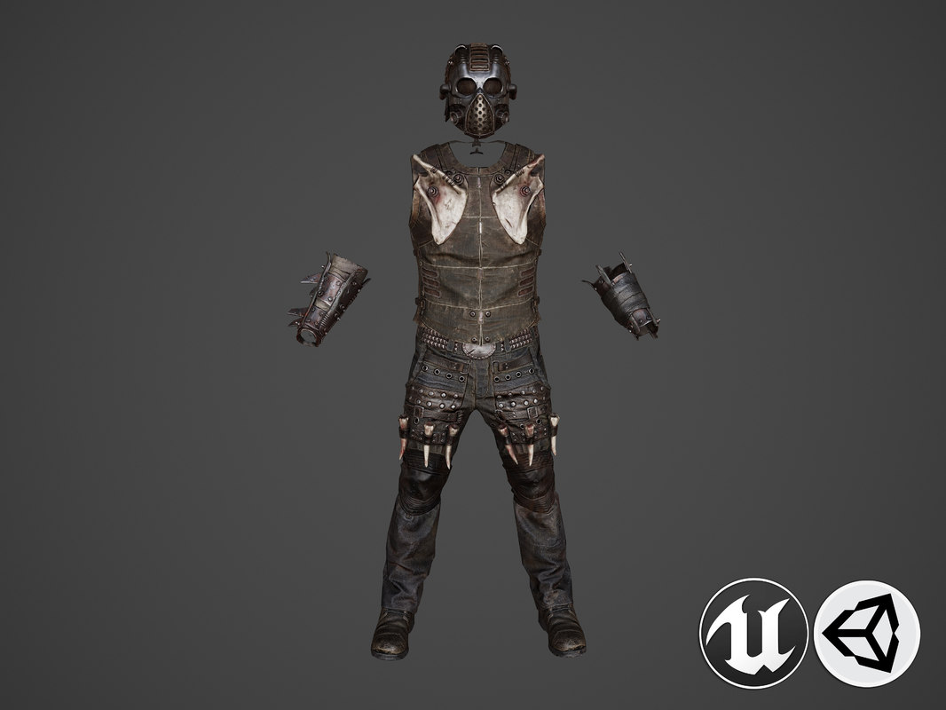 war knight armor suit 3D model