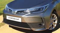 Toyota Corolla 2017 EU
