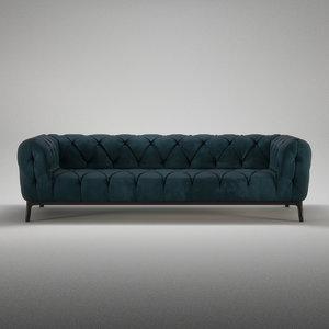 nicoline sofa dokos 3D