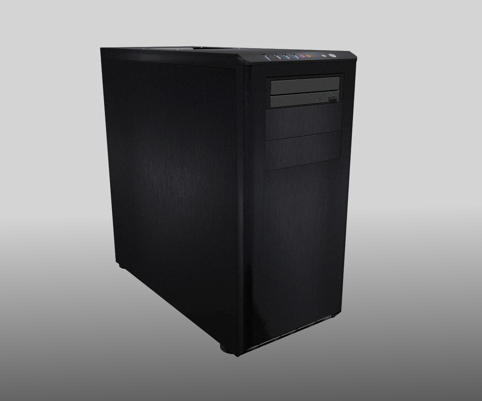 3D pc workstation