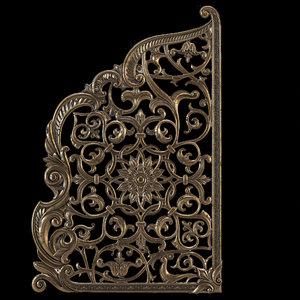 3D decor arab