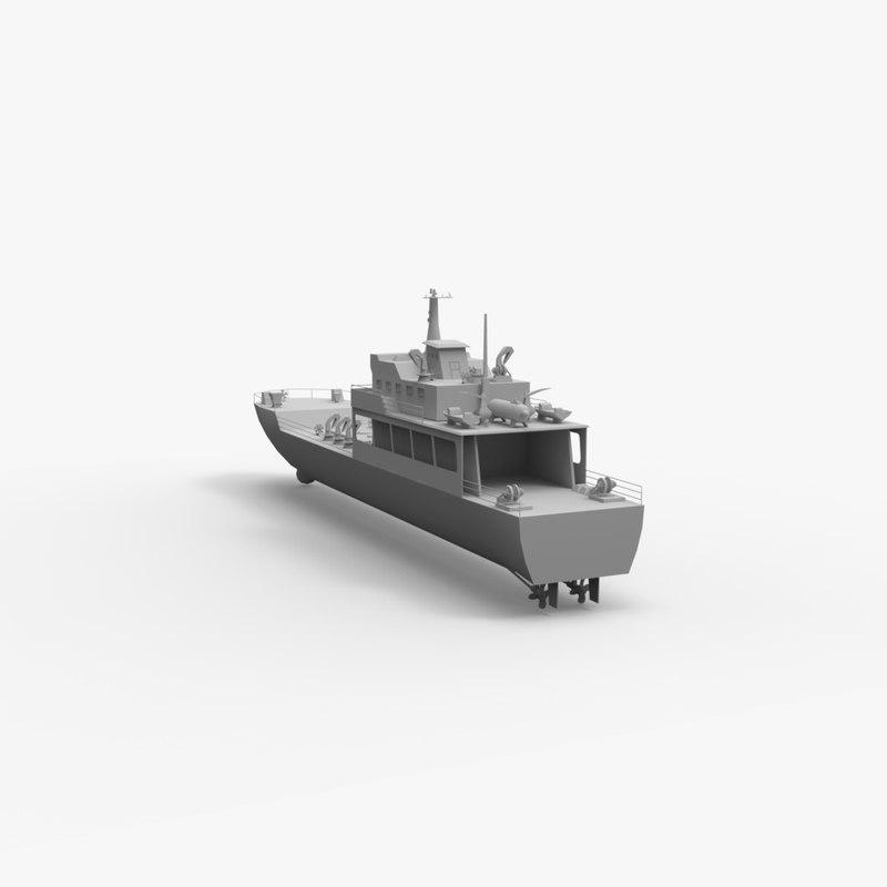 3D model type 073