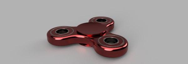 cool spinner 3D model