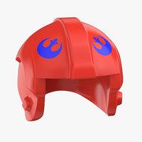 lego star wars rebel 3D