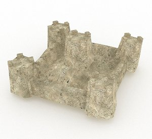 sandcas 02 3D model