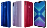 3D honor 8x colors