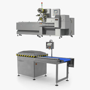 3D packaging machines