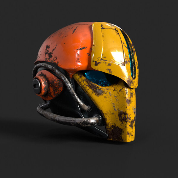 Scifi Helmet 3d Model Turbosquid 1374996 The model was modeled in maya/zbrush. helmet sci fi