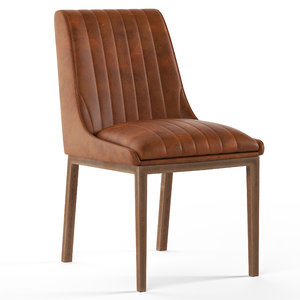 lenox dining chair 3D model