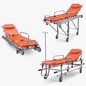 ambulance trolleys model