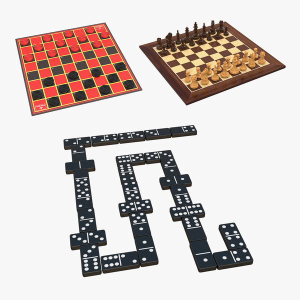 3D board games