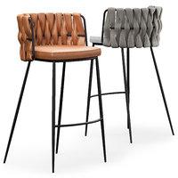 loftdesigne bar stool 2678 3D