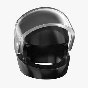 lego astronaut helmet 01 model