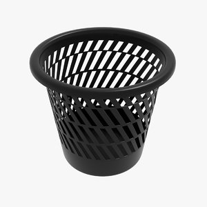 wastebasket waste basket model