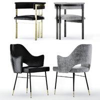3D elliot chair