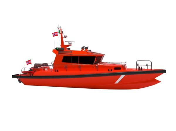 rescue boat sar model