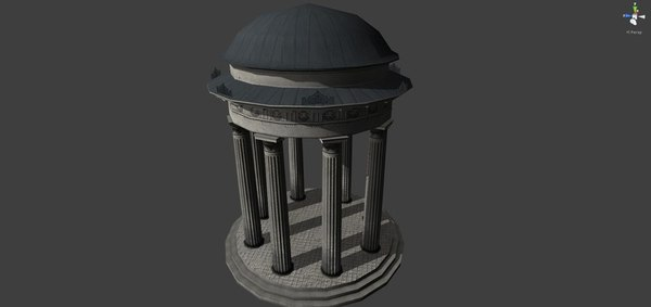 3D rotonda