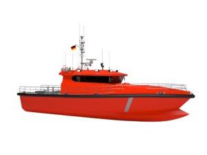 3D model rescue 24m