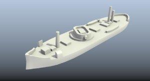 3D printing brazilian monitor alagoas