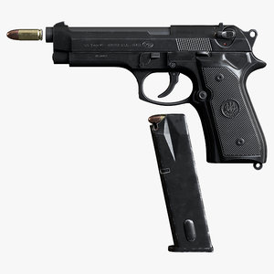 pistole beretta m9 model