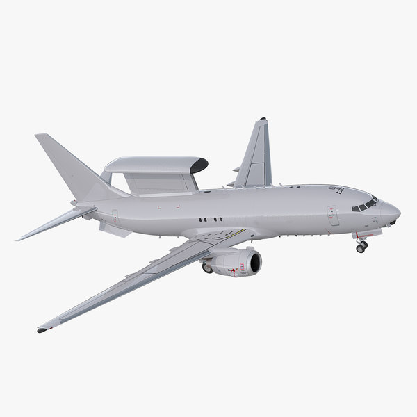 boeing 737 aew c 3D