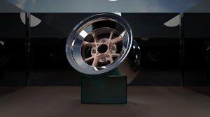 bilbo turugi wheel 3D model