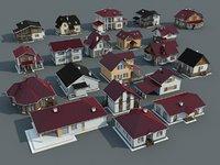 20 Cottages. Part 1