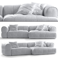 arflex strips sofa b model
