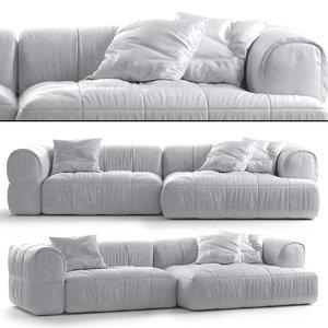 arflex strips sofa b model
